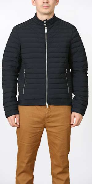 GIUBBINO CIESSE PIUMINI CSPM SPENCER / LIGHT DOWN  FULL ZIP JACKET