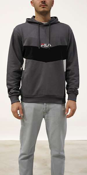 FELPA FILA MEN BAT HOODY