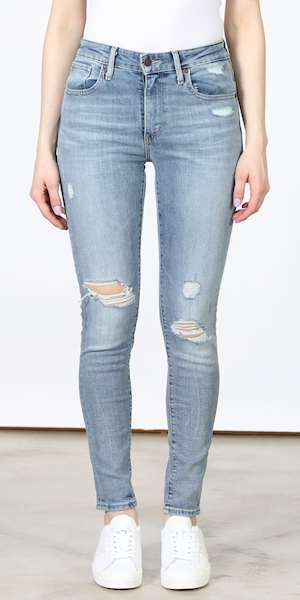 JEANS LEVIS 721 HIHG RISE SKINNY