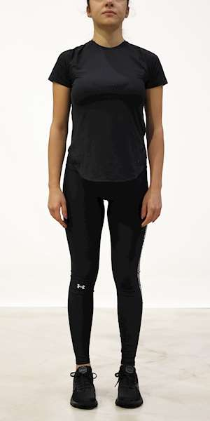 LEGGINS UNDER ARMOUR UA HG ARMOUR WM LEGGING