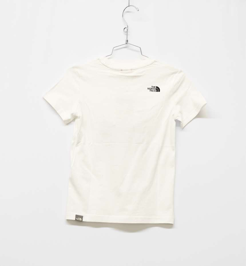 T-SHIRT THE NORTH FACE Y S/S BOX TEE