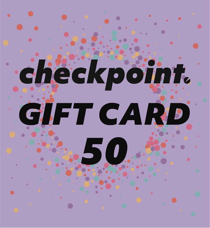 IDEA REGALO CHECK POINT GIFT CARD 50