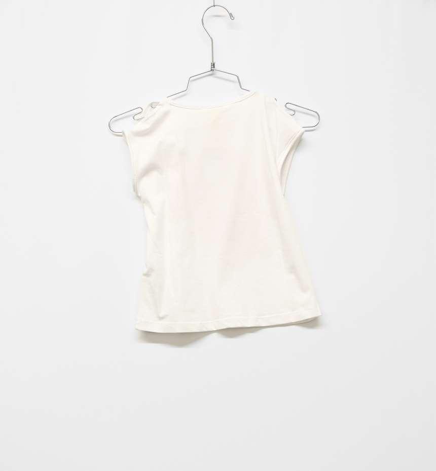 T-SHIRT LIUJO WHITE
