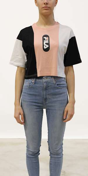 T-SHIRT FILA CROPPED