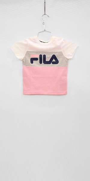T-SHIRT FILA KIDS UNISEX