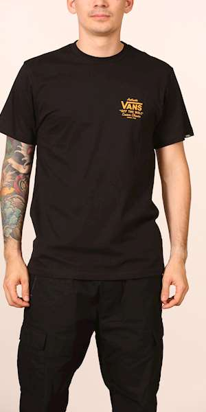 T-SHIRT VANS MN HOLDER STREET II
