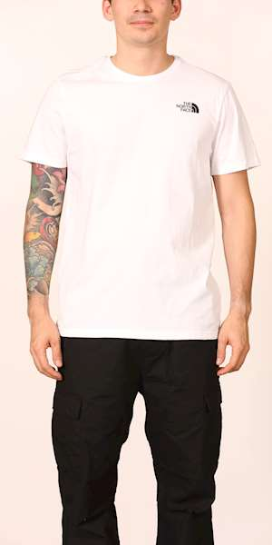 T-SHIRT THE NORTH FACE M SS BD GLS - EU