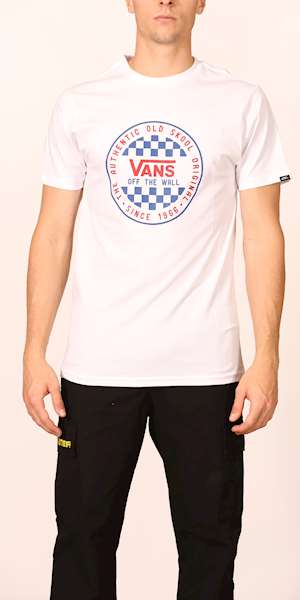 T-SHIRT VANS MN OG CHECKER SS