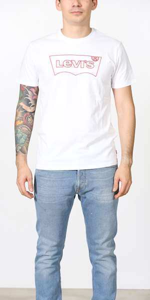 T-SHIRT LEVIS HOUSEMARK GRAPHIC TEE