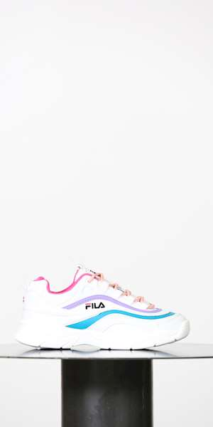 SNEAKERS FILA RAY LOW WMN