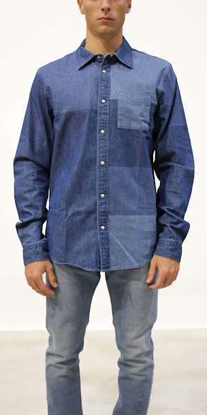 CAMICIA SCOTCH&SODA DENIM