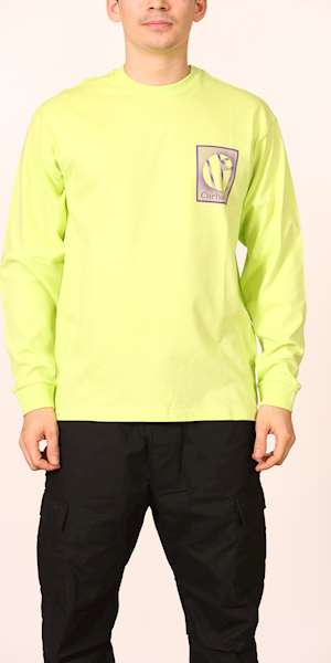 T-SHIRT CARHARTT L/S FOUNDATION