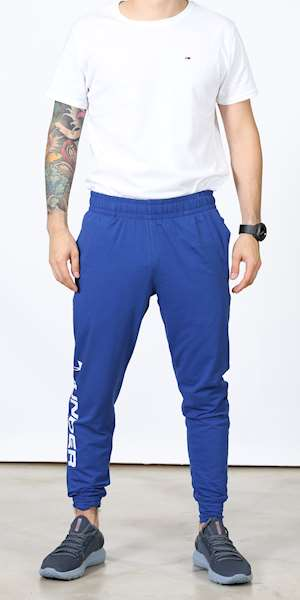 PANTALONI UNDER ARMOUR SPORTSTYLE COTTON GRAPH JOGGER